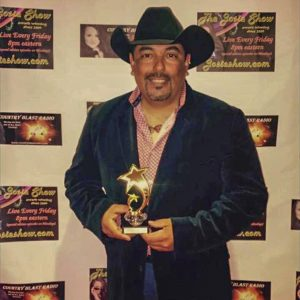 Buddy in Nashville at Country Blast Awards